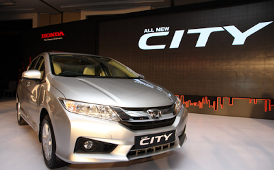 harga All New Honda City