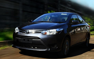 Harga Toyota The All New Vios