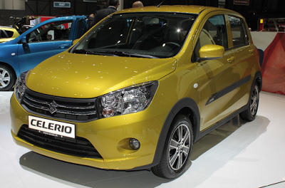 All New Honda Jazz Vs Suzuki Celerio Persaingan Irit BBM