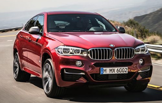 Harga All New BMW  X6