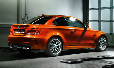 Harga BMW 1 M Coupe