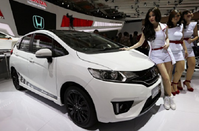 All New Honda Jazz RS CVT Limited Edition Meluncur Hanya 15 Unit