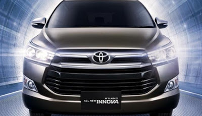 Bocoran Spesifikasi All New Kijang Innova Terbaru 2016 (Video)
