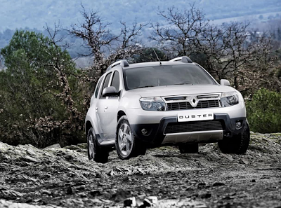 Renault Duster 4x4 Indonesia