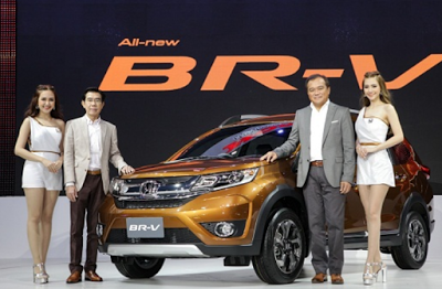 harga all new honda brv