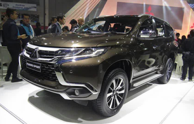 harga all new pajero sport 2016