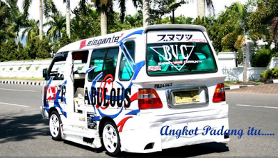 Foto Modifikasi Suzuki Carry Futura