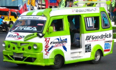 Gambar Modifikasi Suzuki Carry Futura