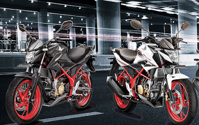 Harga All New Honda CB150R StreetFire