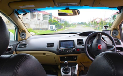 interior honda civic FD1