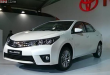 Spesifikasi dan Harga Toyota All New Corolla Altis skema interior two-tone