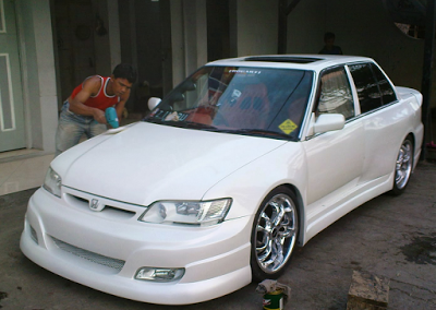 modifikasi civic wonder 2010