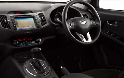 interior Spesifikasi Harga KIA All New Sportage