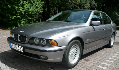 Review BMW 523i E39