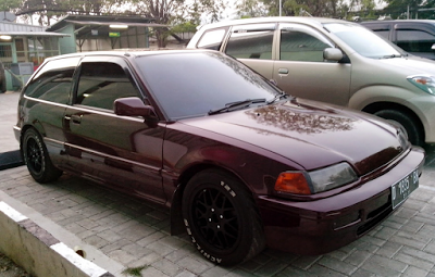 modifikasi civic wonder 84