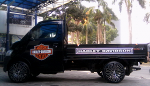 Modifikasi Pick up Daihatsu Gran Max