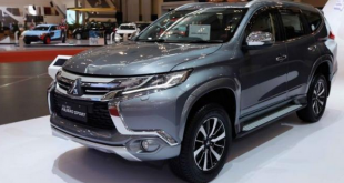 all new mitsubishi pajero sport limited edition