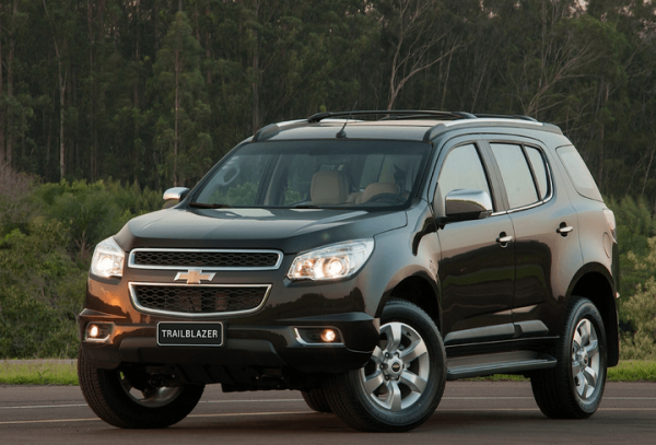 Perbandingan Chevrolet Trailblazer dan Ford Everest