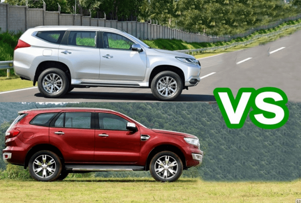 perbedaan Chevrolet Trailblazer dan Ford Everest