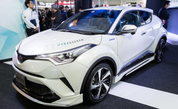 Modifikasi Toyota C-HR