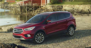 Spesifkasi ford escape