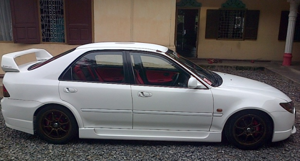 Honda Civic Genio
