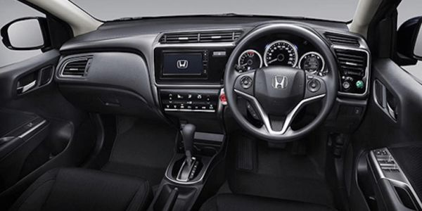 interior honda city terbaru2017