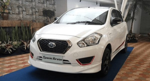 datsun Go Special Version 2017