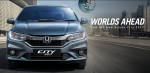 New Honda City Tampil Lebih Agresif